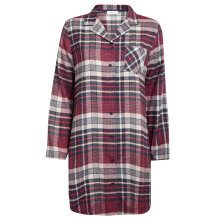 Femilet - Heat Big Shirt Print Scottish