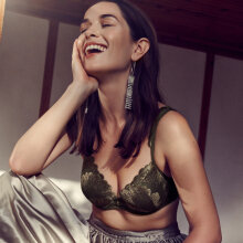 Marie Jo - Phoebe Hjerteformet BH Olive Green