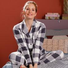 Pastunette - Pyjamas med Tern Grey