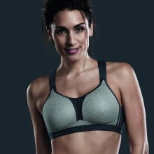 Anita - Dynamix Star Sports BH Heather Grey