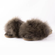 Shepherd of Sweden - Tessan Slippers Dusty Green