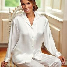 Lady avenue - Pyjamas i Silke Satin