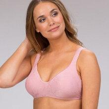 Trofé - Emma BH uden bøjle Pink