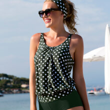 Wiki - Cannes Tankini Top