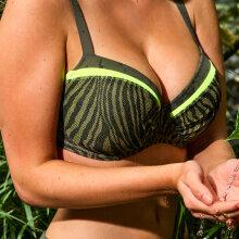 Primadonna - Atuona Fullcup Bikini Top Fluo Jungle