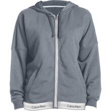 Calvin Klein - Modern Cotton OS Hoodie Pewter