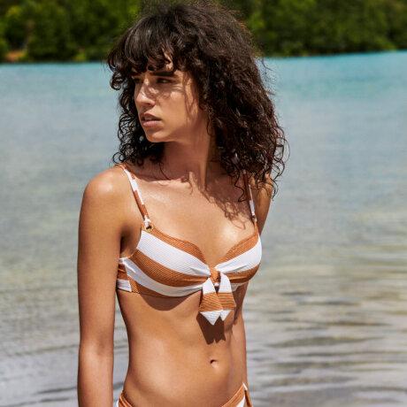 Marie Jo - Fernanda Hjerteform Bikini Summer Copper