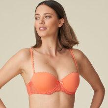 Marie Jo - Pearl Formstøbt BH Living Coral