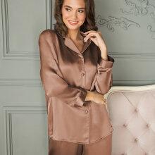 Lady avenue - Silke Pyjamas Cognac