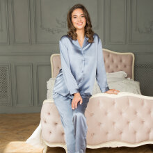 Lady avenue - Silke Pyjamas Pigeon Blue