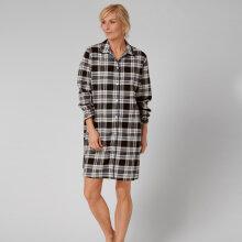 Triumph - Boyfriend Pyjamasskjorte Black Combination