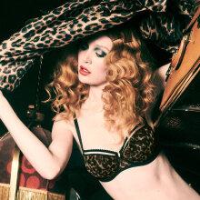 Marlies Dekkers - Peekaboo Balconette BH Leopard