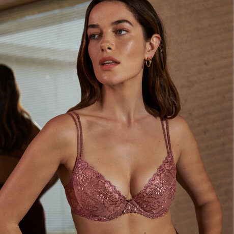 Marie Jo - Jane Push Up BH Red Copper