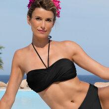 Wiki - Bando Black Bikini Top