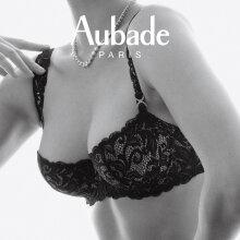 Aubade - Mon Bijou Balconette BH Perle Noir