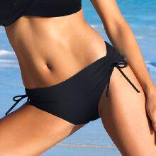 Wiki - Bikini Tai M. Snøre Sort