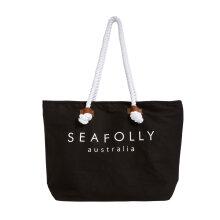 Seafolly - Ship Sail Strandtaske Sort