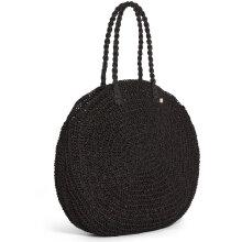 Seafolly - Beach Basket Strandtaske Sort