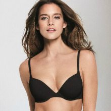 Wonderbra - Wonderbra T-shirt BH Sort