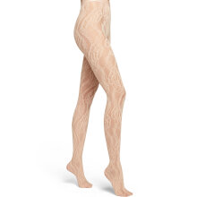 Wolford - Rita Tights Coral Dust