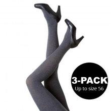Festival - 3-PACK Mela 92 denier 3D