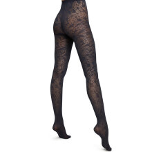 Wolford - Laura Tights Midnight