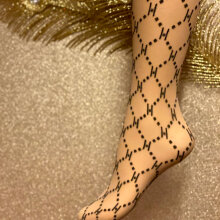 Hype The Detail - Logo Tights Golden