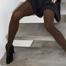 Hype The Detail - Leopard Tights