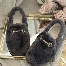 Copenhagen Shoes - New Melania Slippers Chocolate