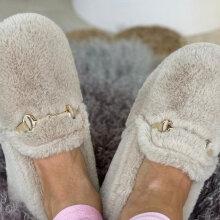 Copenhagen Shoes - New Melania Slippers Off White