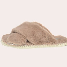 Copenhagen Shoes - New Isabel Slippers Taupe