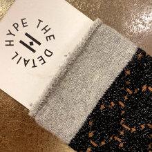 Hype The Detail - Cosy Logo Socks Multi