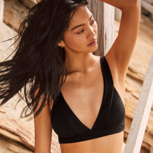 Seafolly - Banded Tri Top Sort