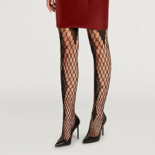 Wolford - Clairee Tights Sort