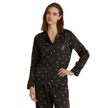 Ralph Lauren - Notch Pyjamas Black Print