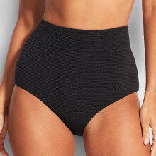 Seafolly - High Waisted Trusse Sort