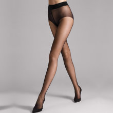 Wolford - Pure 10 Tights Sort