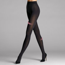 Wolford - Velvet 66 leg support Tights Sort