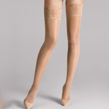Wolford - Satin Touch 20 Stay-Up Fairly Light