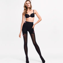Wolford - Tummy 66 Control Tights Sort