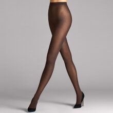 Wolford - Superfine Cotton Rib Tights Sort