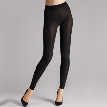 Wolford - Velvet 66 Leggings Sort