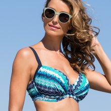 Wiki - Costa Smeralda Balconette Bikini Top