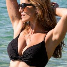 Wiki - Vintage Push-Up Bikini Top Sort