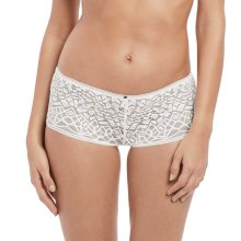 Freya - Soiree Lace Hipster Trusse Hvid