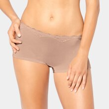 Triumph - Touch of Modal Shorts Neutral Beige