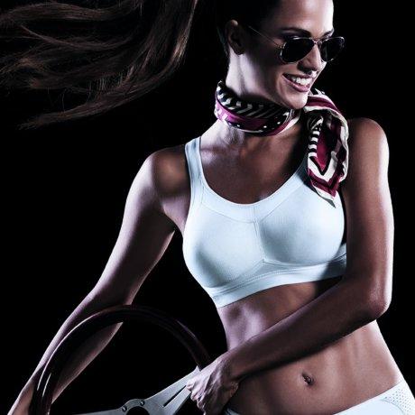 Anita - Momentum Sports BH Hvid