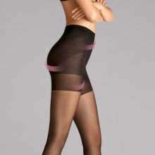 Wolford - Synergy 20 Push-up Tights Sort