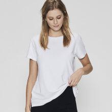 JBS of Denmark - Kort Ærmet T-shirt Bambus Hvid