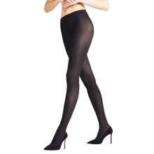 Falke - Matt Deluxe 30 denier tight Sort